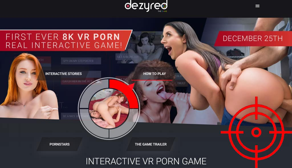 Dezyred - The Future Of Interactive VR Porn Games - VR Selector